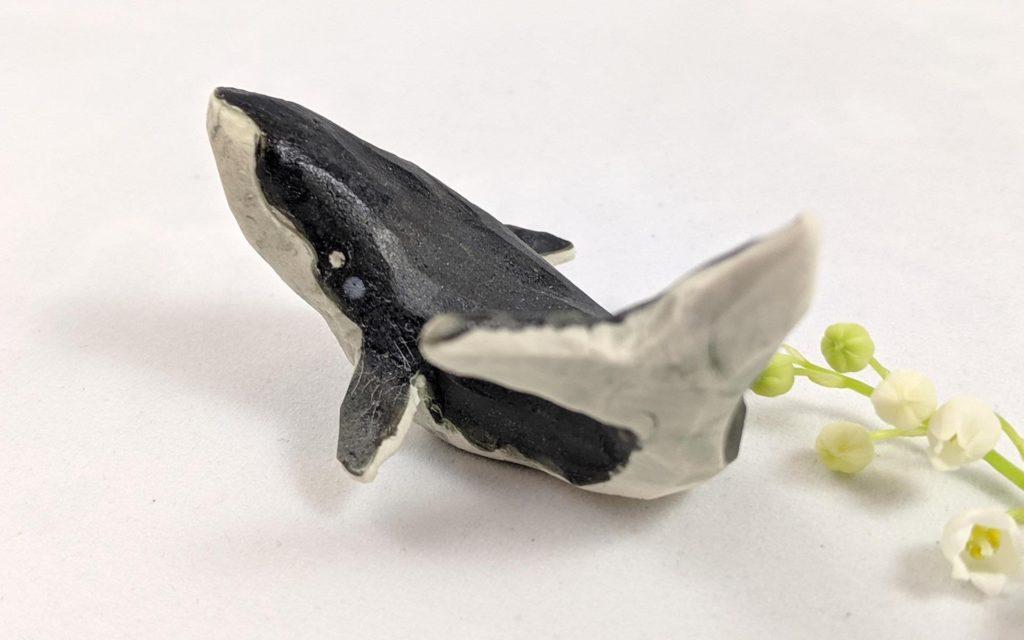 Baleine en Céramique vendue sur Etsy