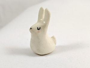 Lapin Céramique miniature