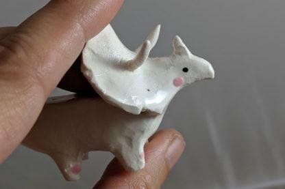 triceratops ceramique