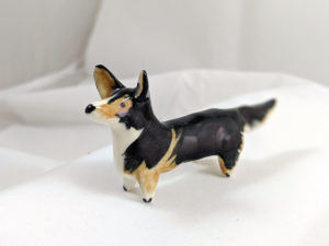 cardigan welsh corgi ceramic