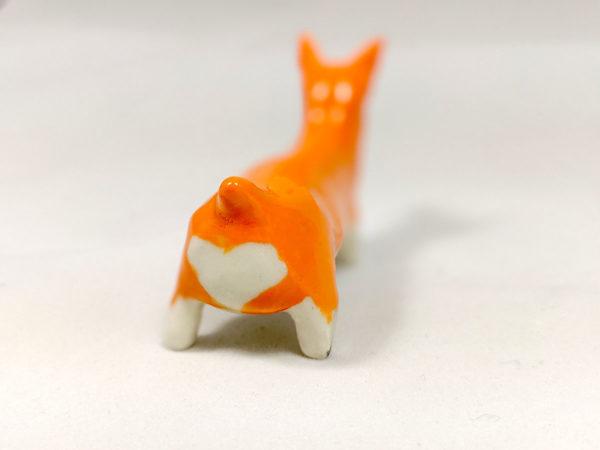 Ceramic Corgi