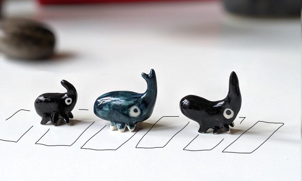 Ceramic Beetles Beatles