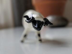 bélier céramique