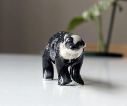 Ceramic Badger