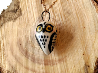owl pendent