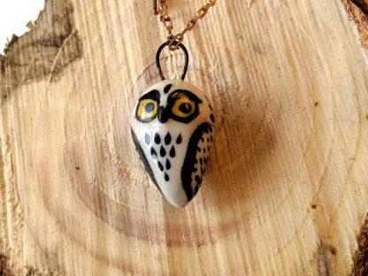 owl pendent