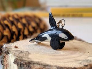 pendentif orque