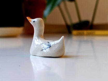 ceramics duck