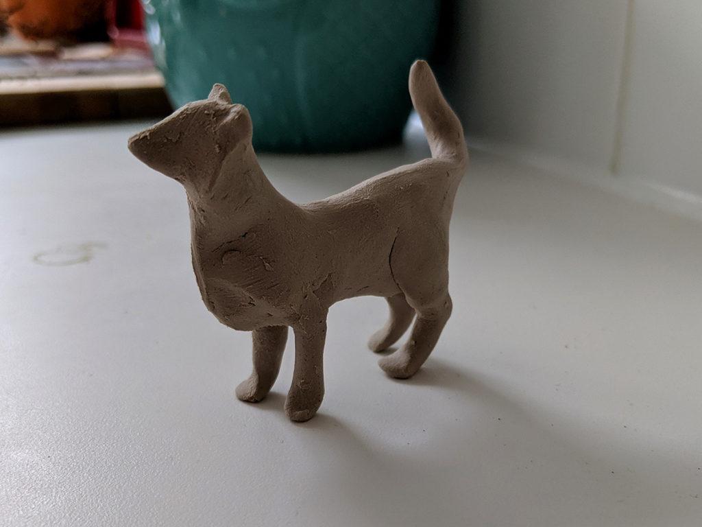 modelage sculpture argile