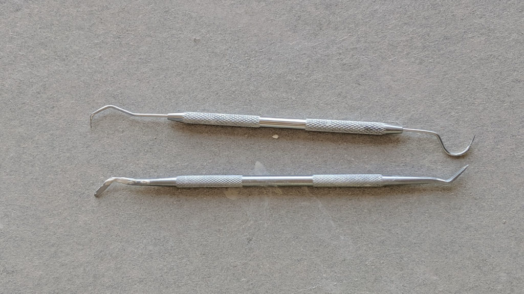 stainless steel carving pottery tools