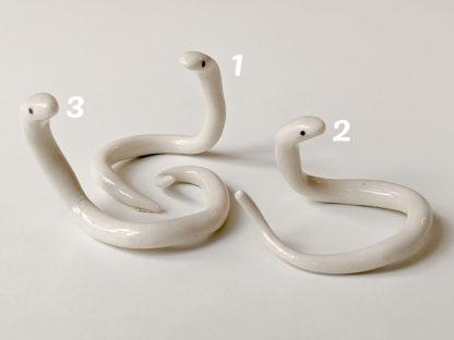 serpent ceramique