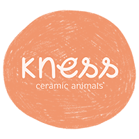 kness ceramic animals logo