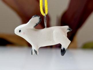 pendentif lapin