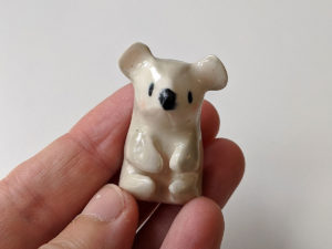 broche koala brooch