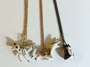 chaine pour pendentif céramique