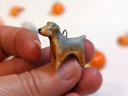 olive dog