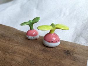 porcelain radish