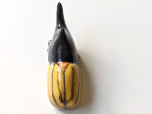 scarabee porcelaine