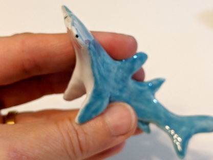 porcelain hammerhead shark