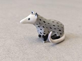 ceramics opossum