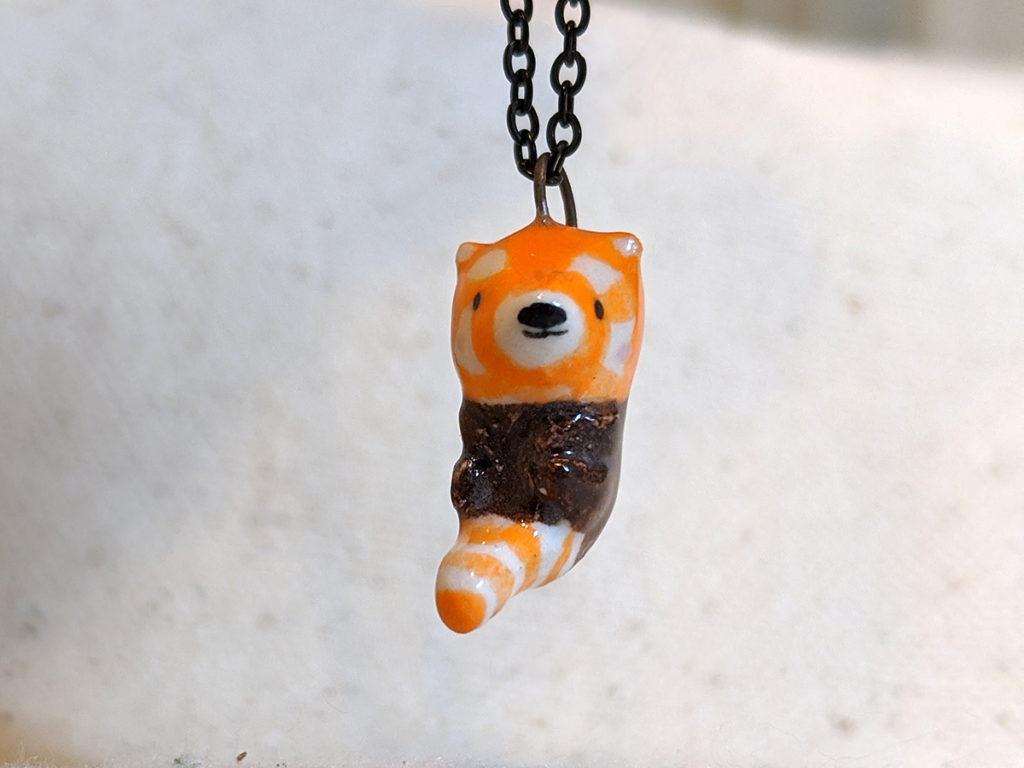 panda roux b