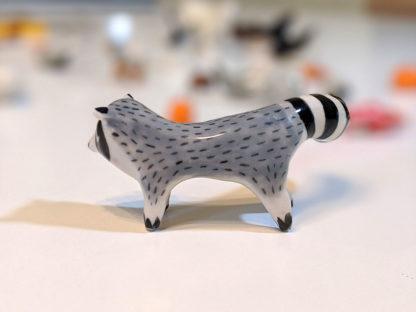 raton laveur porcelaine