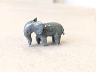 éléphant porcelaine