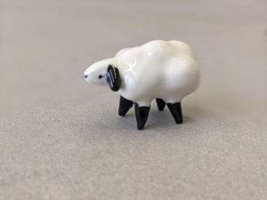 mouton porcelaine