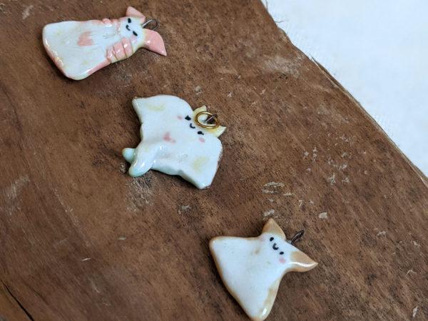 moth pendants