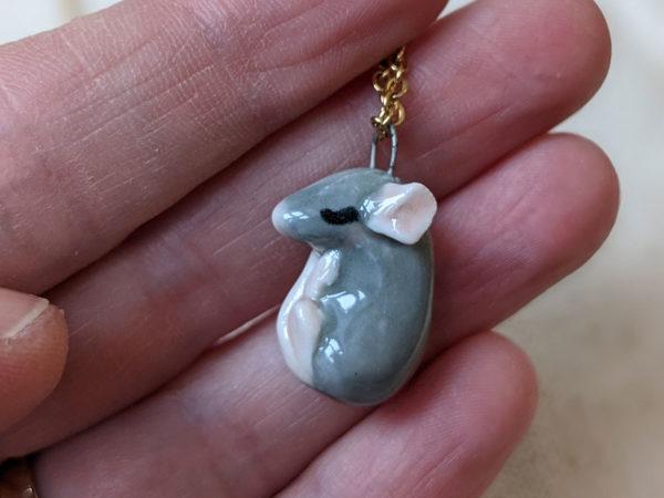 rat pendant
