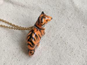 tiger pendant