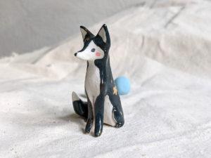 porcelain fox night stars