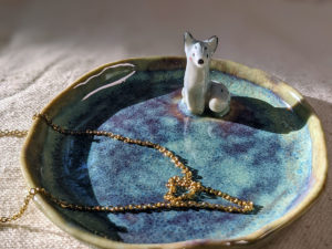 wolf tray