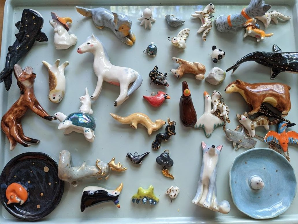 2021 evolution of the animal figurines