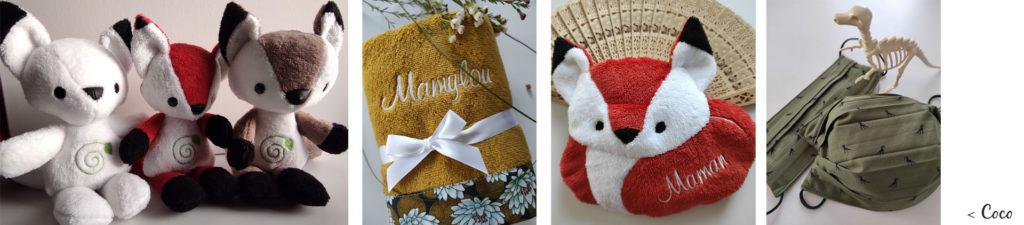 Cadeaux textile