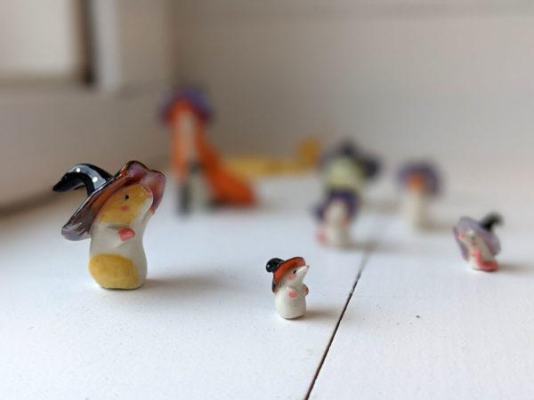 donjons et lapins porcelaine
